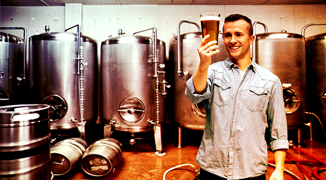 Brewers Tell Us The One Beer They?d Drink For The Rest Of Their Lives photo