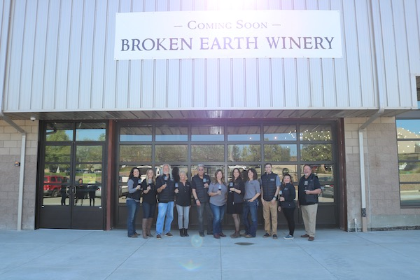 Broken Earth Winery Opening New, 23,000 Square-foot Tasting Room photo