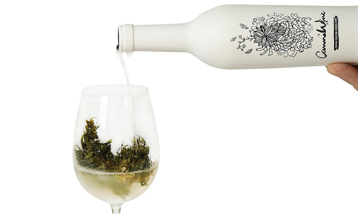 Cannabis-infused Canna Wine Offers Drinkers 'instant Relaxation' photo