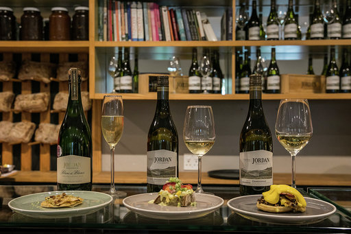 Jordan Launches Chardonnay Brunch Experience In Celebration Of International Chardonnay Day photo