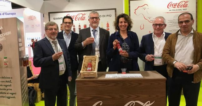 Coca-cola Launches New Fanta Variant With Certified Sicilian Oranges photo