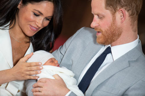 Across The Pond: Wet The Royal Baby's Head With Zymurgorium's Limited Edition Gin Liqueur photo