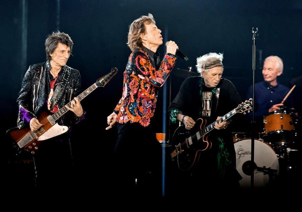 Rolling Stones Reschedule Tour, Add New Orleans Date photo