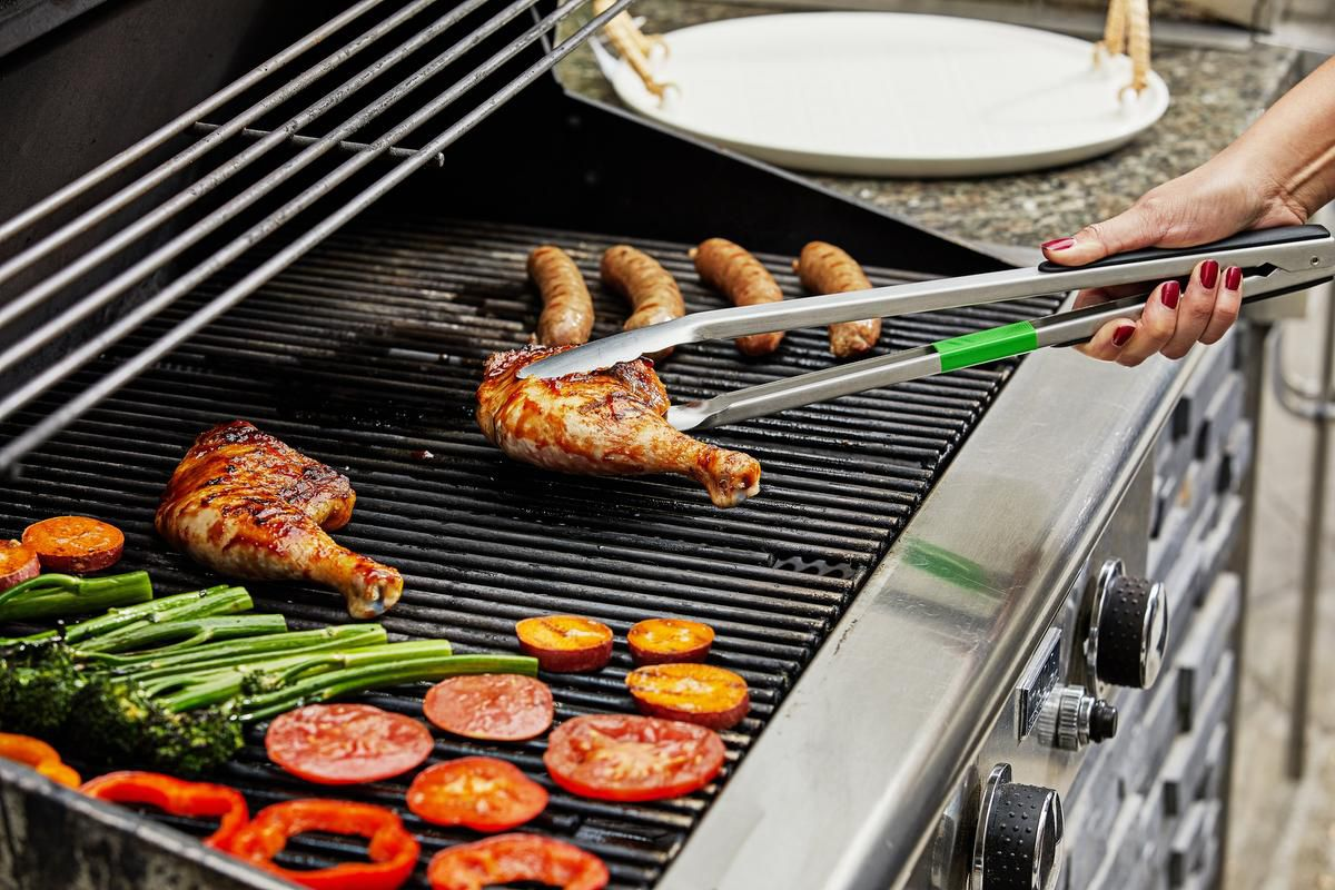 Ready, Set, Grill. A Guide To Outdoor Cooking photo