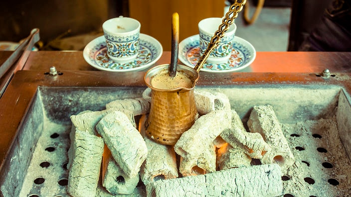 Strong As Death, Sweet As Love: The Long Rich History Of Turkish Coffee photo