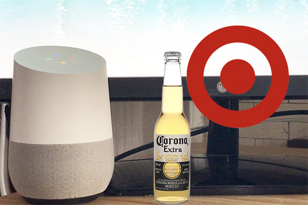 Google Home Serves Corona Beer Promotion Based On Location Data And Local Inventory Feed ? Exclusive photo