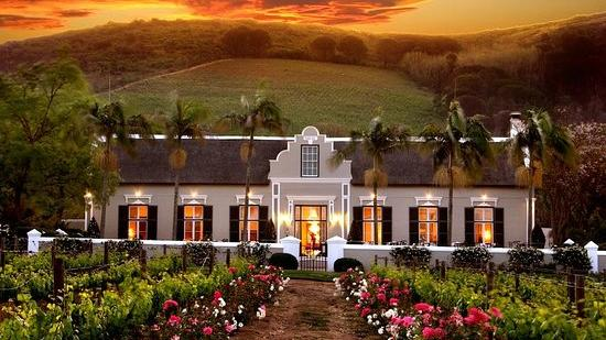 Grande Roche Hotel To Receive An Sa Feel photo