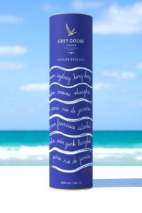 Grey Goose Launches Riviera Series Travel Retail Exclusive Gift Tin photo