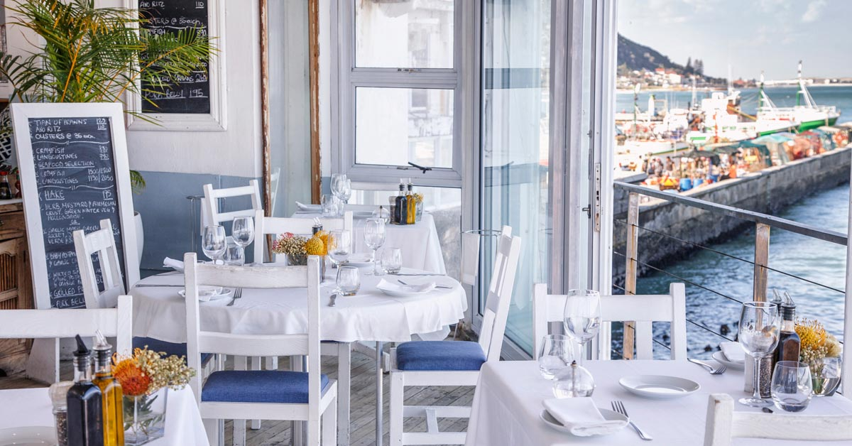 Harbour House Kalk Bay, Great Seafood & A Stunning Location photo