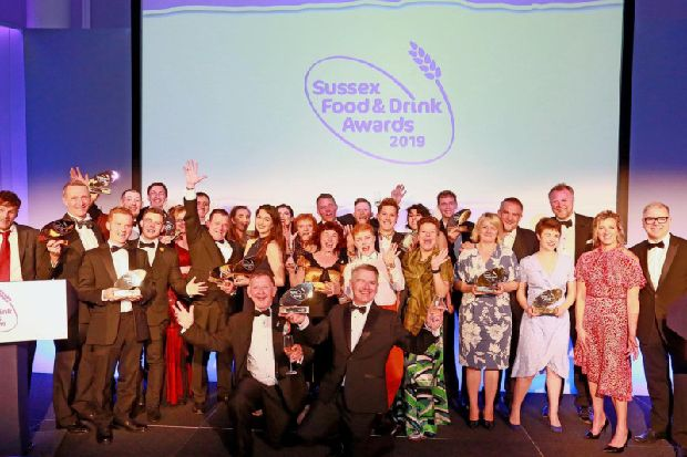 Celebrating The Best At The Sussex Food And Drink Awards 2019 photo