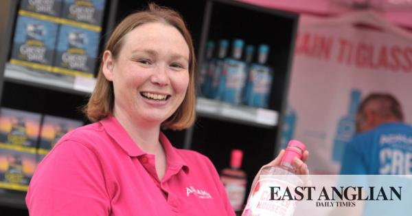 Which Foods And Drinks Tempted You At The Suffolk Show? photo