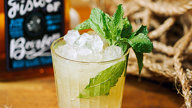38 Delicious Mint Julep & Cocktail Recipes To Make Your Kentucky Derby Party A Winner photo