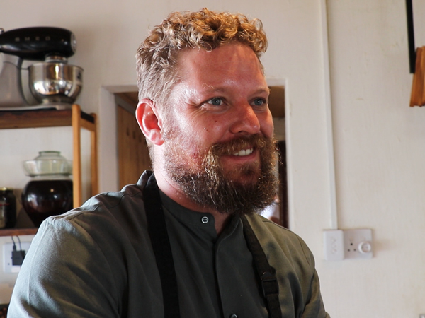 Chef Kobus Van Der Merwe To Cook With Belgian Chef Willem Hiele photo
