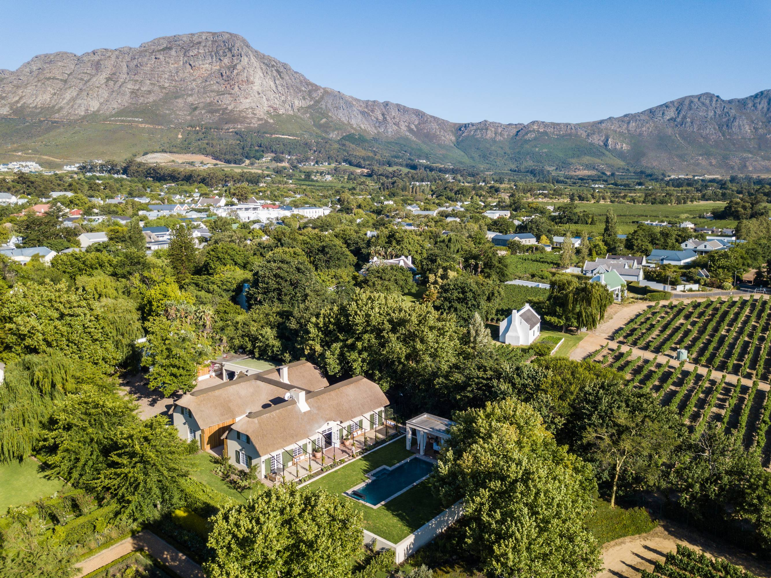 A Guide To The Food And Wine Capital Of South Africa photo