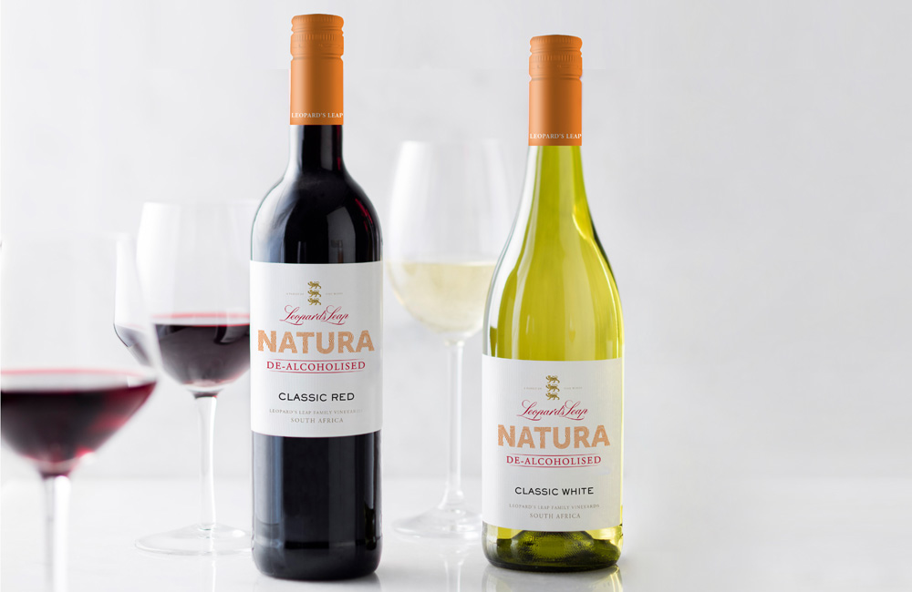 Leopard's Leap Natura De-alcoholised Wine Range photo