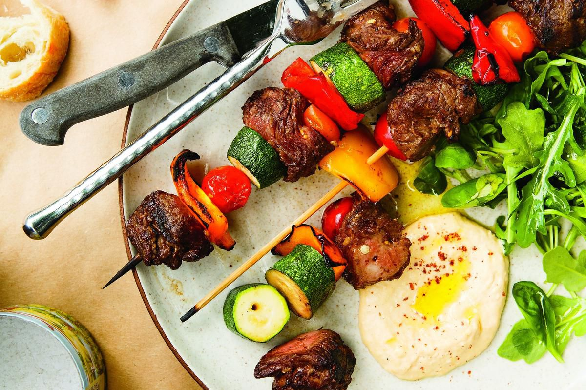 Turkish Spice Adds Citrus Touch To Beef photo