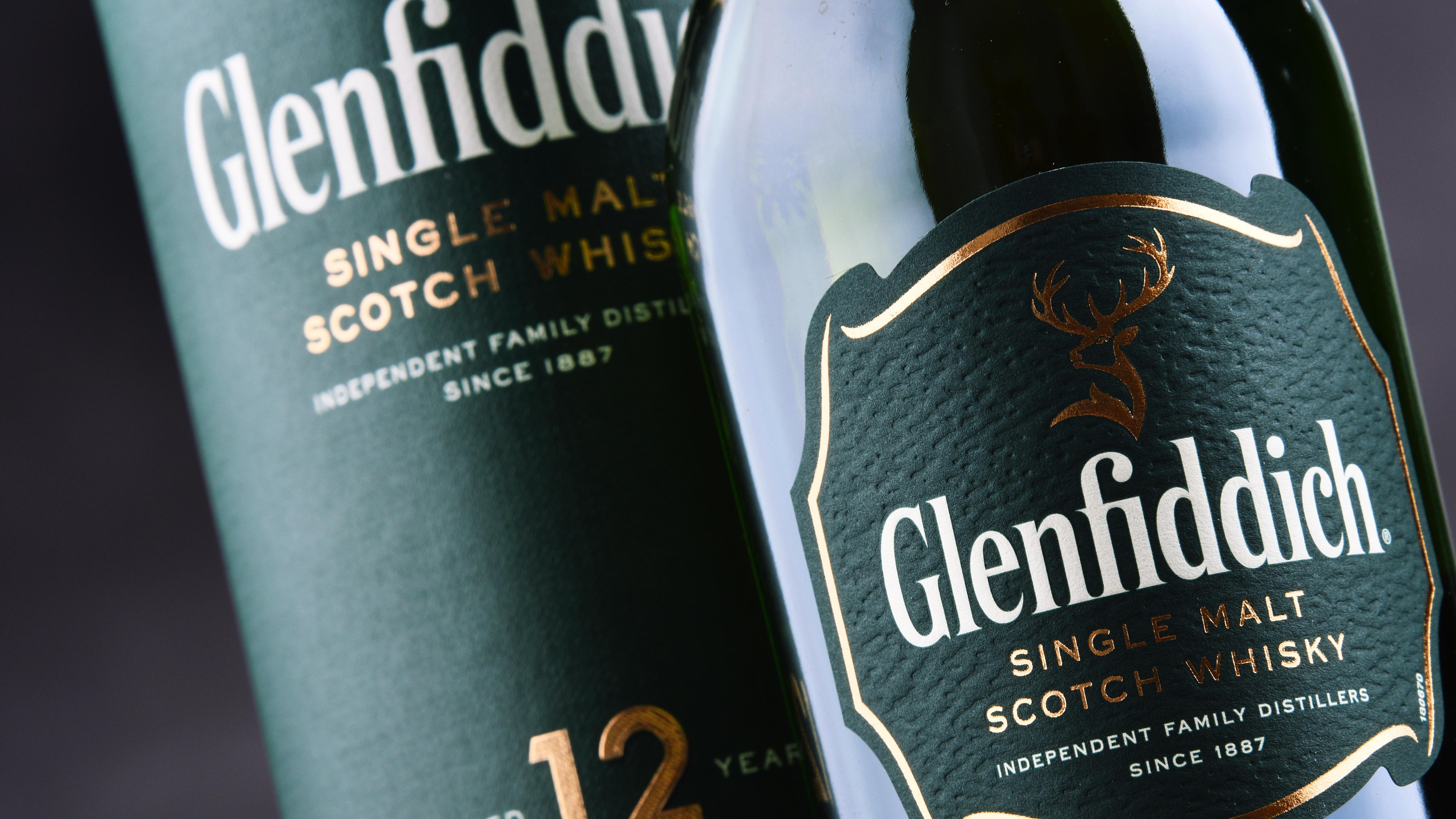 Glenfiddich Whisky And And Hendrick?s Gin Family Sipping Pretty At Top Of Scottish Rich List photo