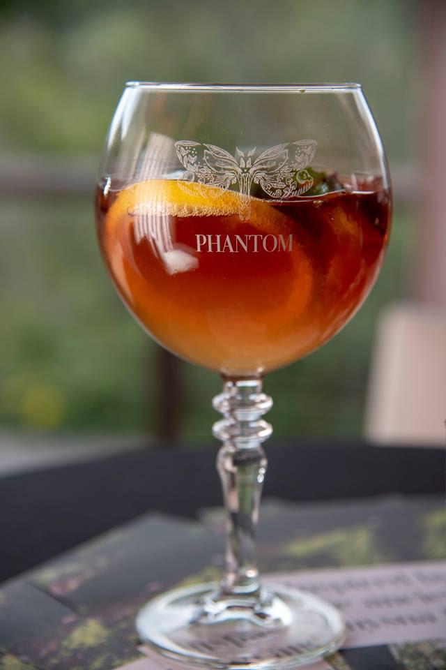 Phantom Gin Turns 1! photo