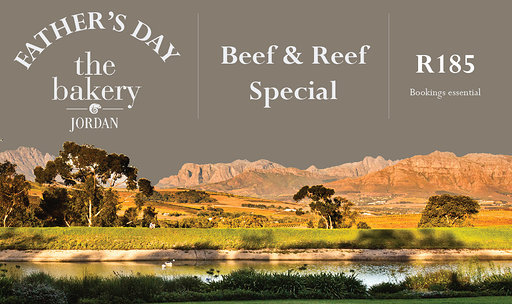 'Beef and Reef' special for Dad this Father's Day at Jordan photo