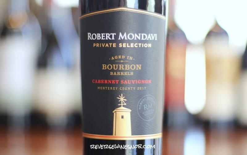 Robert Mondavi Bourbon Barrel-aged Cabernet photo