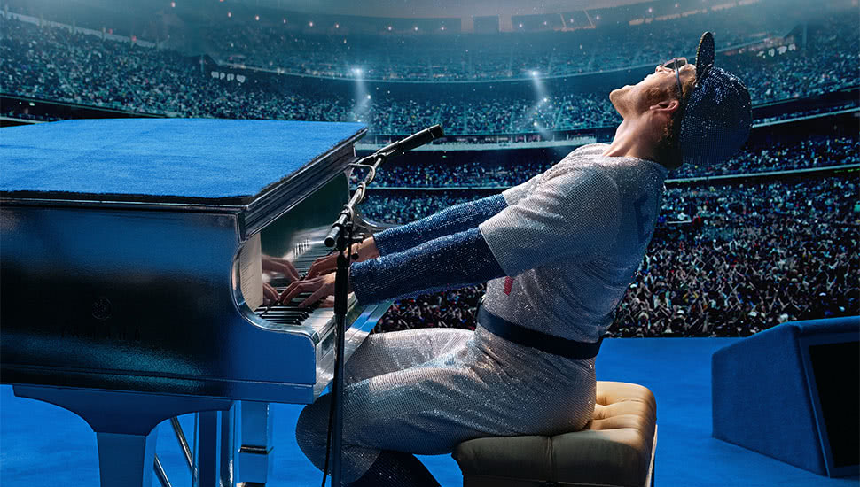 Elton John Reveals How He Refused To Tone Down The Content In 'rocketman' photo