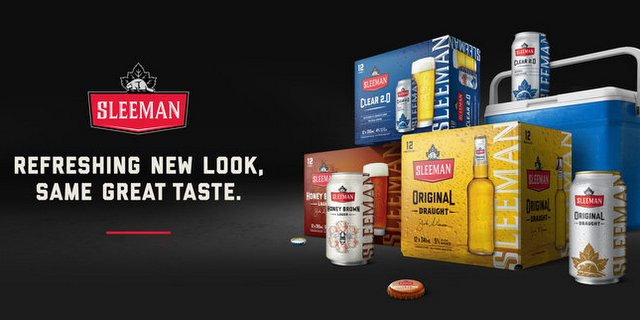 Canada?s Sleeman Breweries Launches A Rebrand (check It Out) photo