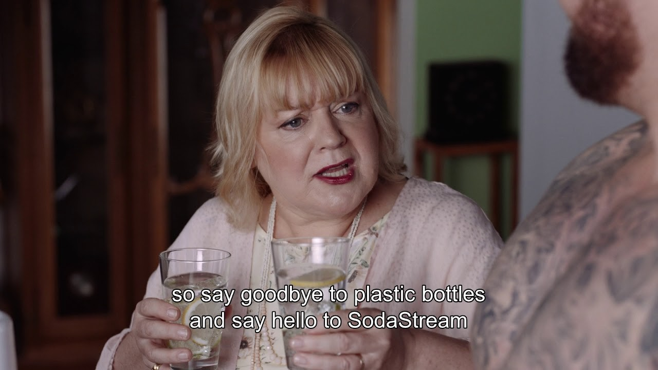 Sodastream Ad Says 'goodbye' To Game Of Thrones (and Single Use Plastics?) photo