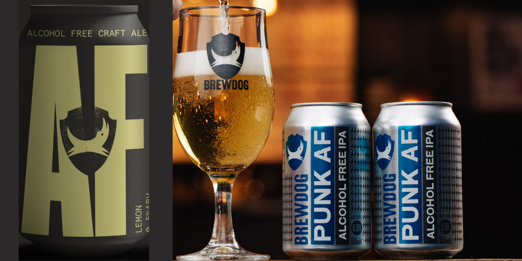 Brewdog Punk Af Launch Sours: 'the Idea Is Clearly Derived From Our Pitch' Says Ex-agency photo