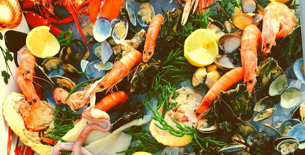seafood 5 Powerful Foods and Drinks That Help With Anxiety
