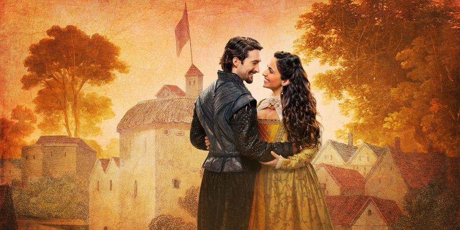 Romance & Laughter Take Centre Stage As Shakespeare In Love Joins The 30th Season Of Bard On The Beach photo