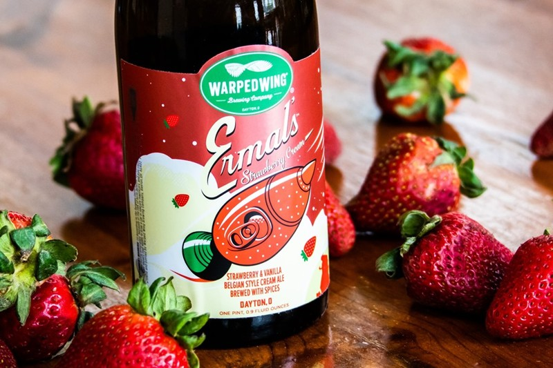 Warped Wing Brewing Is Getting Ready To Launch A Sweet New Twist On Flagship Brew photo