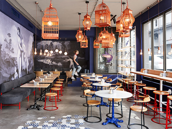 2019?s Biggest Restaurant Design Trends photo