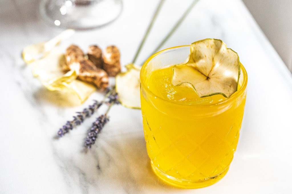 Turmeric Takes A Leap From The Kitchen To The Cocktail Glass photo