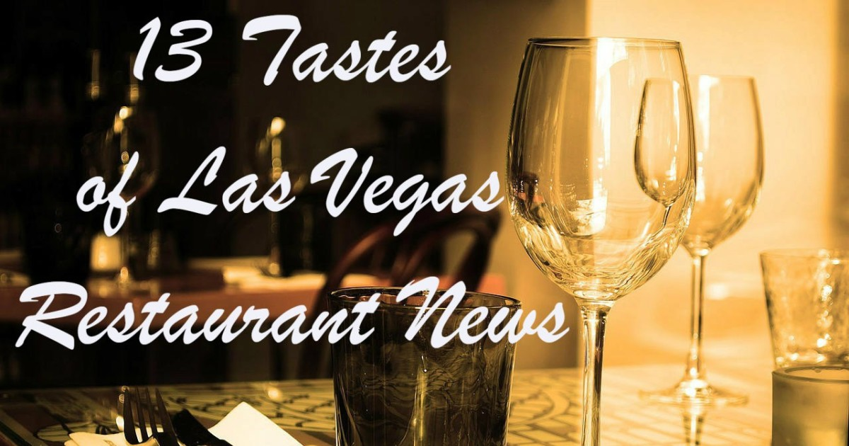 13 Tastes Of Las Vegas Restaurant News photo