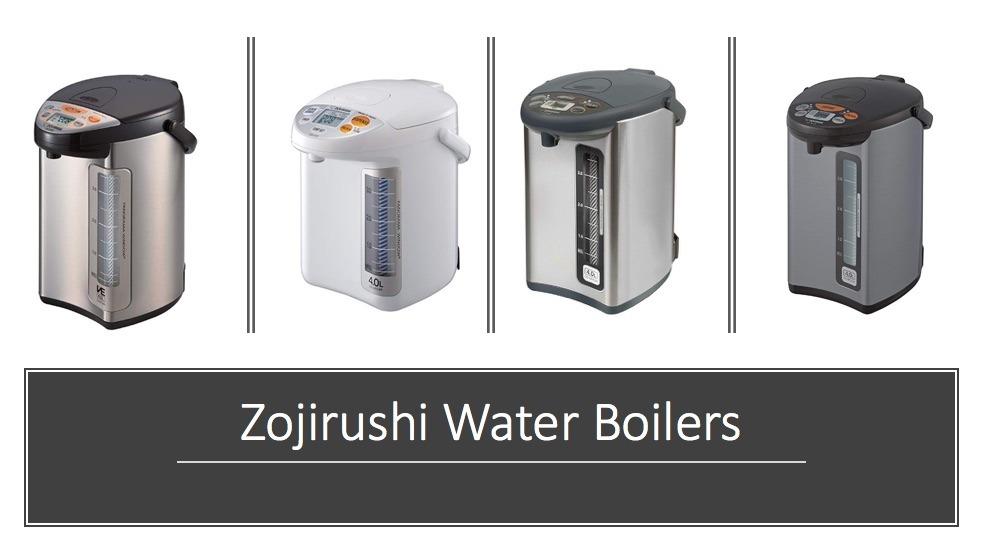 Zojirushi Water Boilers photo