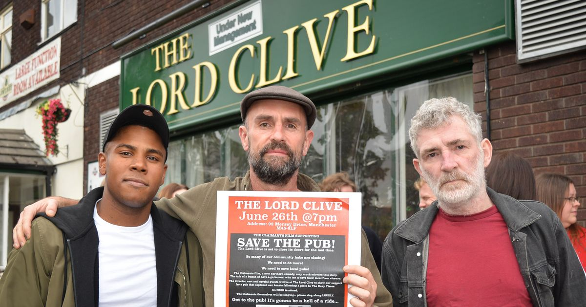 Corrie Newcomer Joins Fight To Save Traditional Estate Pub Facing Closure photo