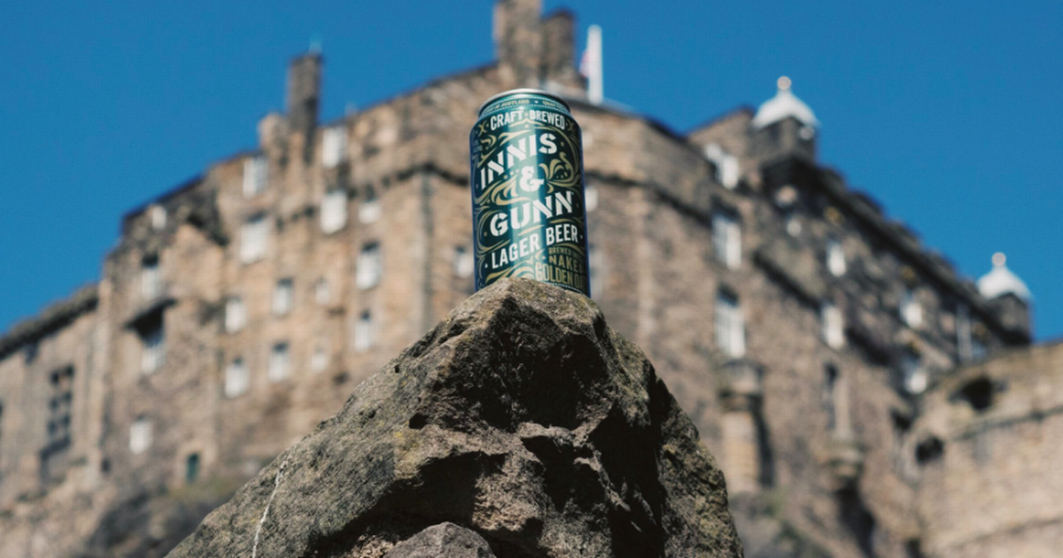 Innis & Gunn Are Delivering Free Beer In Edinburgh ? Here's How To Get Some photo