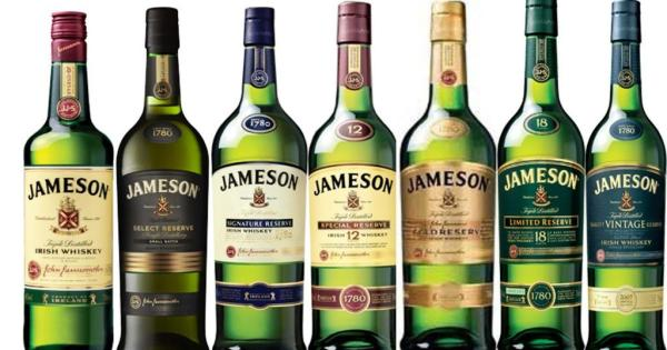 Portlaoise Man Stole Six Bottles Of Jameson Whiskey photo