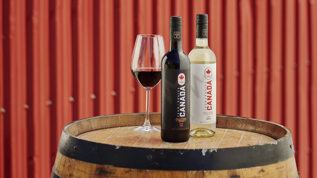 Canadian Olympic Committee Names Pillitteri Estates Winery As Official Wine Supplier photo