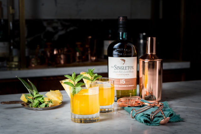 "The Singleton Helps People ""unapologetically Enjoy"" Whisky photo"