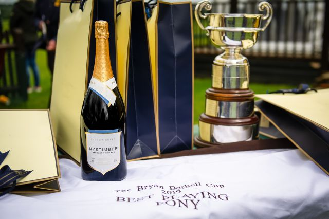 Nyetimber Links Up With Cowdray Park Polo Club photo