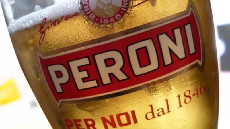 Peroni Named The Greatest Lager Of All Time On National Beer Day photo