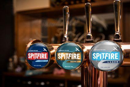 Shepherd Neame Gives Spitfire Beer Brand Packaging Overhaul photo