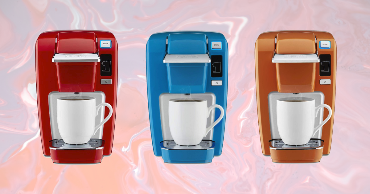 Keurig K15 Single-serve Coffee Makers Are On Sale: Save Up To 36% photo