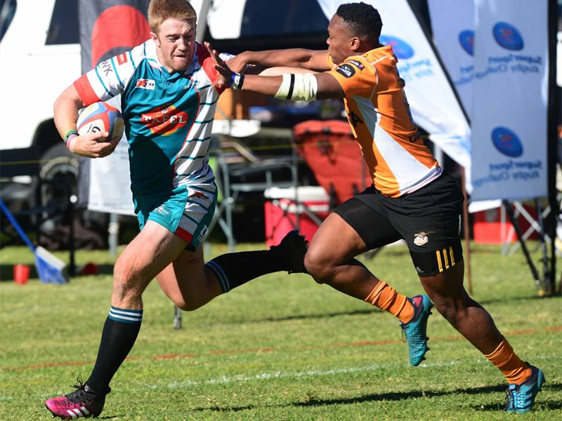 Pumas To Face Tafel Lager Griquas In Rugby Challenge photo