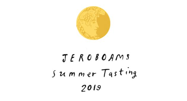 Jeroboams To Hold First Summer Tasting For A Decade photo