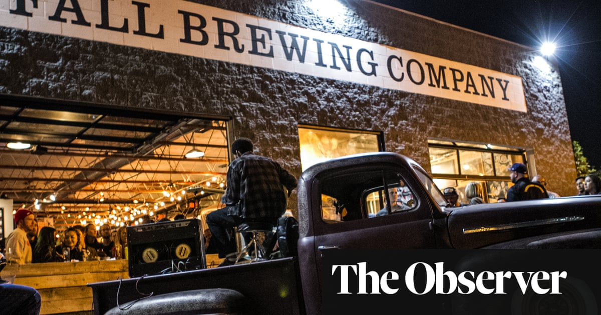 Thirsty Work In San Diego, The Craft Brewing Capital Of America photo