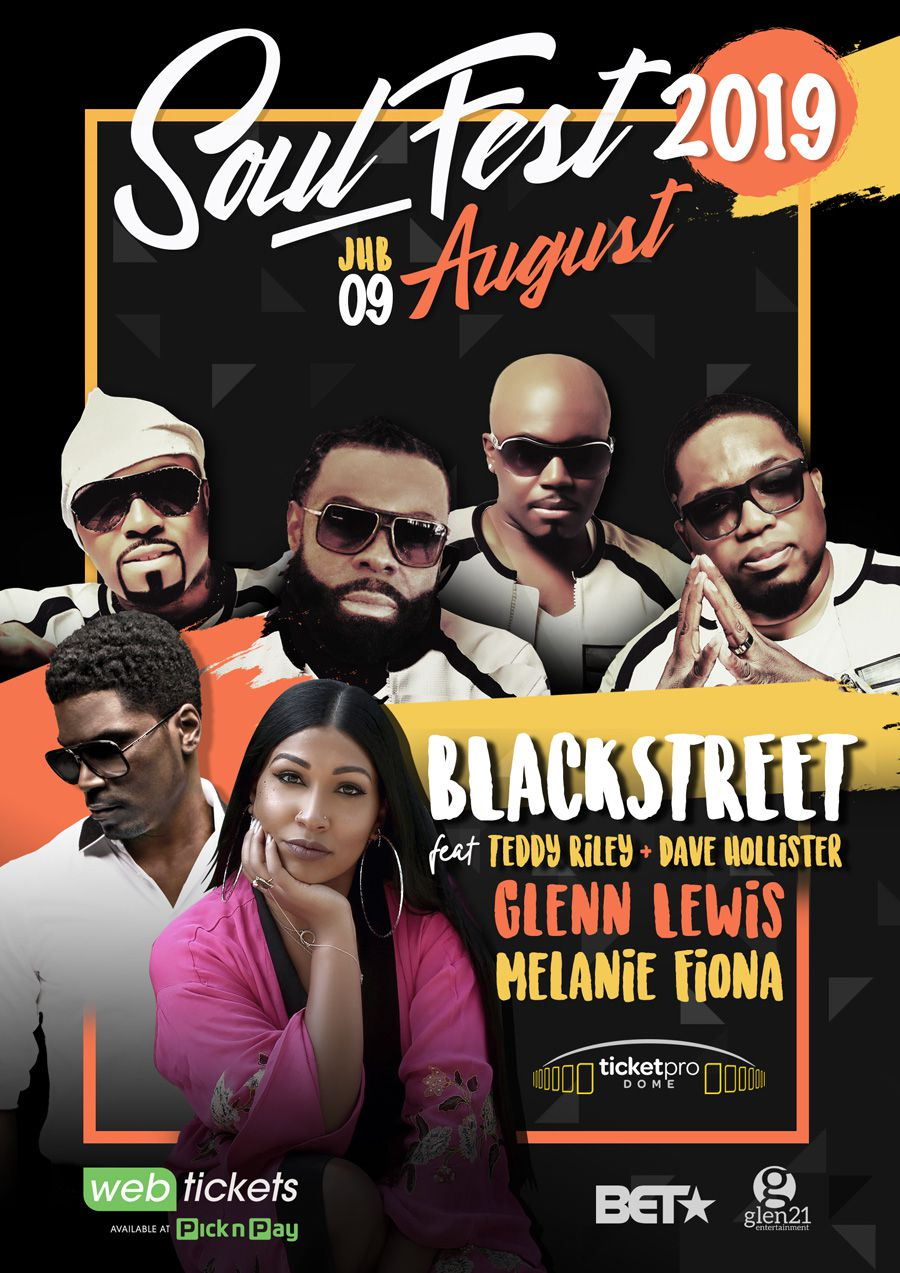 Blackstreet To Perform At Soulfest 2019 photo