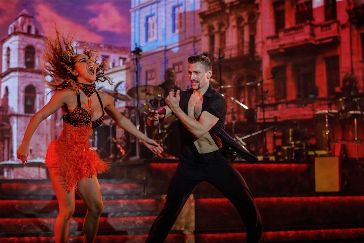 Burn The Floor Returns To South Africa photo