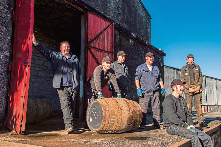 Tomatin Distillery Profits Cheer As Global Demand Continues photo